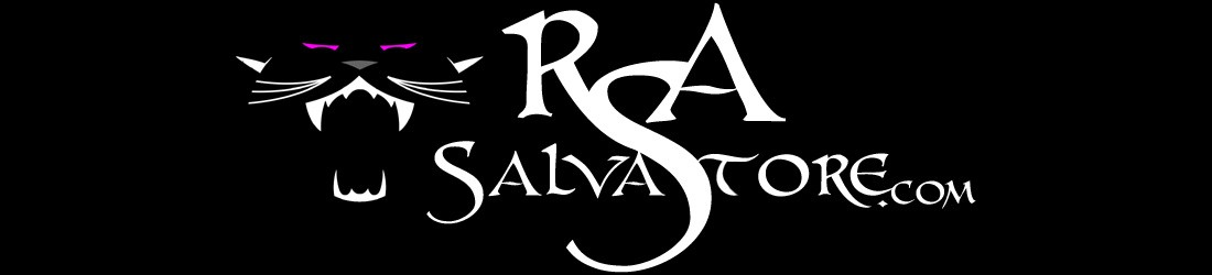 Buy personalized books from R.A.Salvatore | RASalvaStore.com
